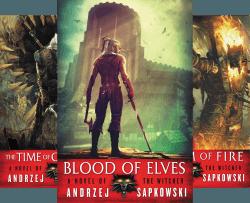 The Witcher Netflix Books